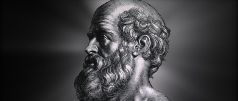 ギリシャの医聖 人間の体
