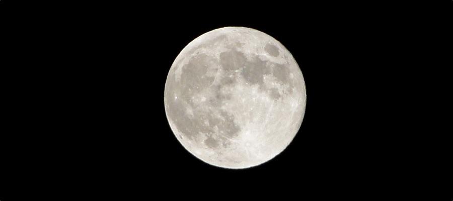 月の不思議