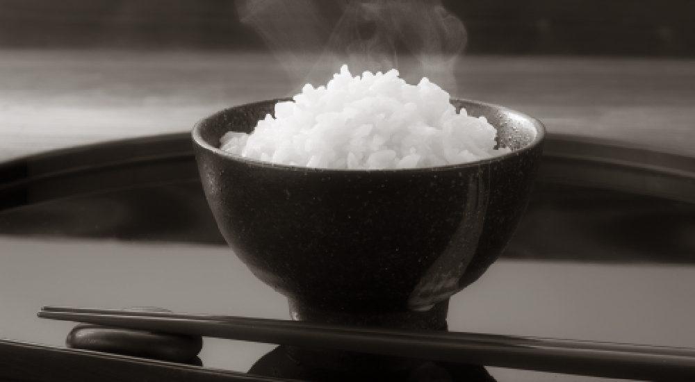食の基本は炭水化物と塩